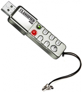 classified secure usb